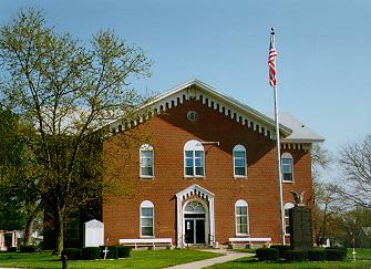 Randolph County Court House - Asheboro, North Carolina